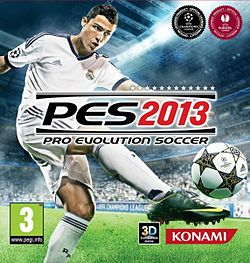 Download PES 2013 V 1 05 apk + New Data & Enjoy It On Your Android